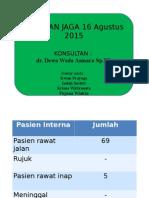 MR 16 Agustus 2015