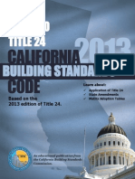 Guide to Title 24 2013