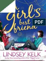A Girl's Best Friend, by Lindsey Kelk - extract