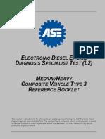 ASE 2010 L2 Composite Vehicle