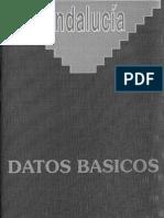 Andalucia Datos Básicos 1991