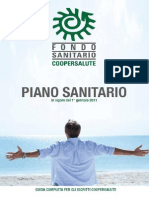 Coopersalute Piano Sanitario 2015