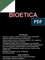 Bioetica. 1_ Clase