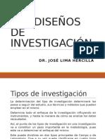 Los Diseños de Investigación Ppt