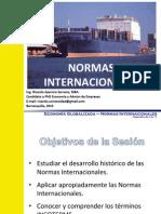 EG - Normas Internacionales