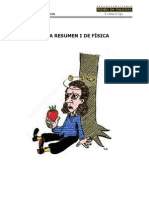Resumen Física Mención PDV 2015
