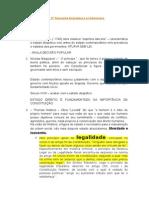 Resumo DIREITO HUMANDO AULA 01 Á 03 -AVA