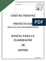 Manual de producción de quesos