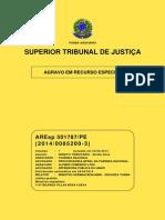 STJ - Íntegra - Execução Fiscal - Prescrição Após Parcelamento