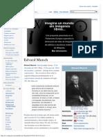 Edvard Munch - Wikipedia, La Enciclopedia Libre