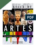 Apostila de Arte Artes Visuais 2014