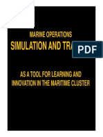Marine Simulator Training