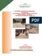 Informe Levantamiento Topografico Final