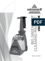 Manual Bissell 86T3