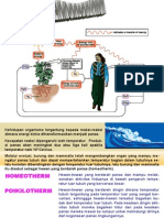 Thermoregulatory Fisiologi Vet II. Fkh Unsyiah
