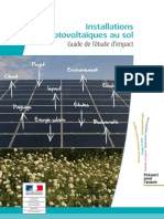 Installations Photovolt Au Sol Guide DEF 19-04-11