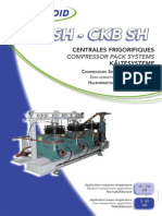 c8 Centrales Octagon Ck Pfi 3140