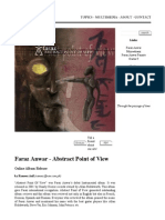 Faraz Anwar - Abstract Point of View