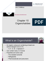 Organohalides (Ch 14)