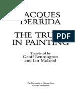 Derrida.truth in Painting.excerpt