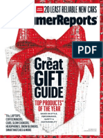 Consumer Reports - December 2015