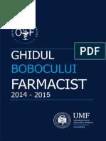 Ghidul Bobocului Farmacist 2014 (2)
