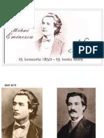 Mihai Eminescu 1869