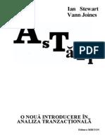 Psihologia Comunicarii Ian Stewart Vann Joines Analiza Tranzactionala Astazi Text (1)