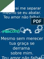 Teu Amor Não Falha - Nivea Soares