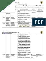 Planificación Diaria Abril, Matemática, Quinto Básico 2014, Paola Armijo