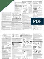 Fujitsu Klima Uredjaj Zidni Inverter Asyg12llcc Aoyg12llcc Installation Manual