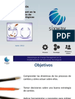 [PD] Documentos - Metodologia de Gestion Del Cambio