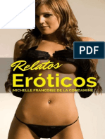 Relatos Eroticos - Michelle Francoise