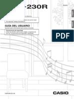 Casio CDP Manual