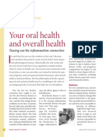 engl 395- dental health for adults