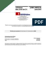 Informe_2010 Farmacias Benavides