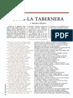 COPA- LA TABERNERA (Pseudo-Virgilio)