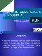 Direito Comercial e Ind.