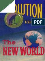 1950 - Evolution Versus the New World