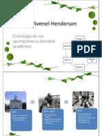 Virginia Avenel Henderson (Historia Personal)
