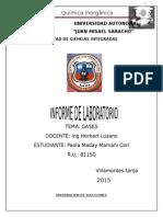 Qmc Inorganica Lab Soluciones