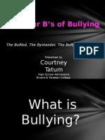 anti bullying workshop 2 6 13