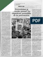 Terrorismus - El Mundo - León - 9-08