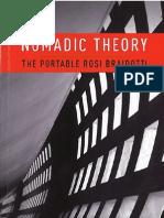 Braidotti Nomadic Theory