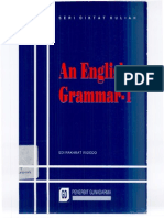 An English Grammar-1; 95 Halaman