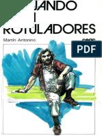 Antonino Martin - Dibujando Con Rotuladores