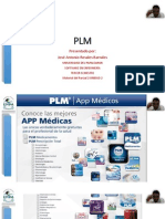 PLM Presentacion de La Aplicacion