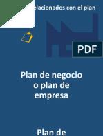 03. Terminos Relacionados Con El Plan de Negocio