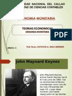 DIAP (14) 2 ECON MONET Teorias Demanda Monet