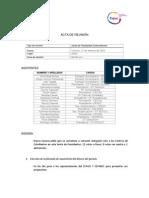Acta de Junta de Presidentes Extraordinaria (27/02/2015)